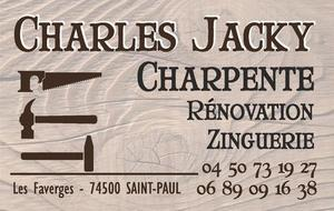 Charles Jacky Charpente